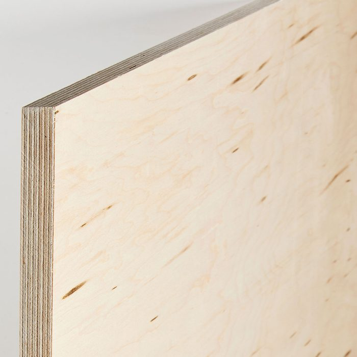A piece of baltic birch and appleply   Construction Pro Tips