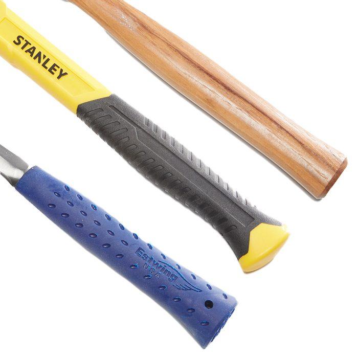 Three hammer handles | Construction Pro Tips