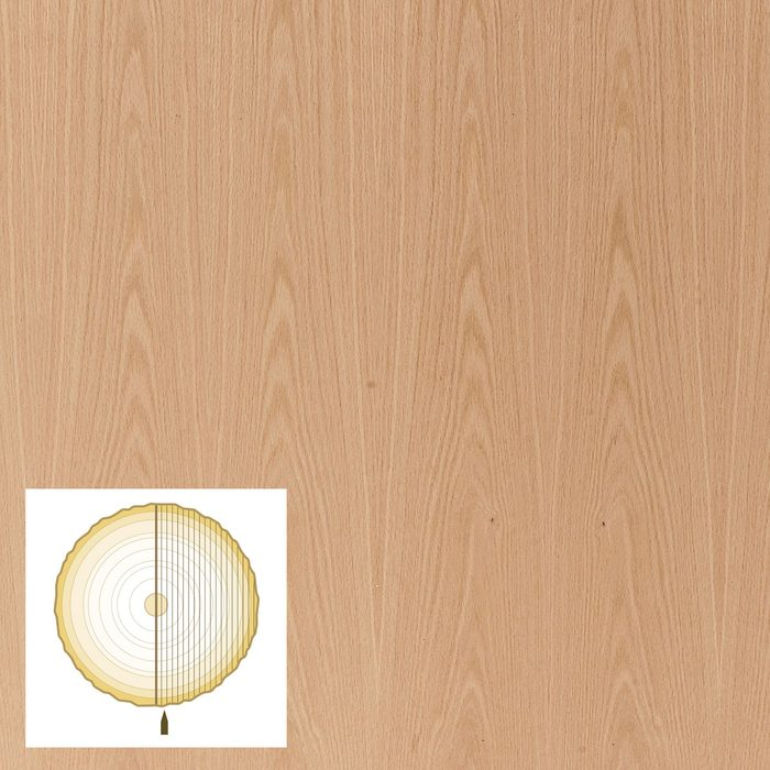 Plain-sliced plywood with a diagram   Construction Pro Tips