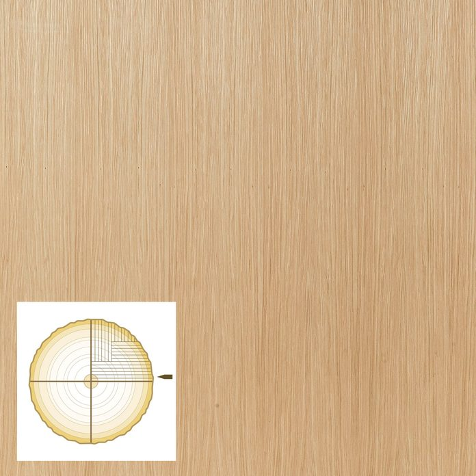 Rift-sawn plywood with a diagram | Construction Pro Tips