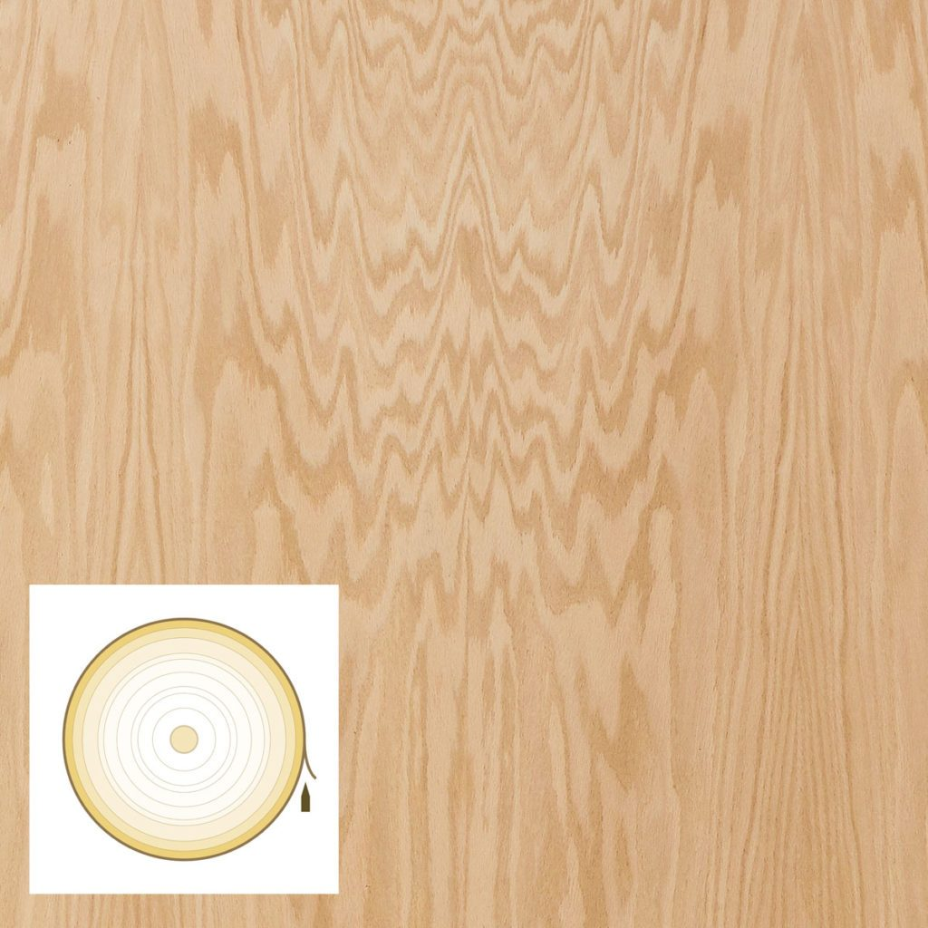 Rotary-cut plywood with a diagram | Construction Pro Tips