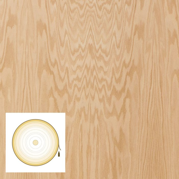 Rotary-cut plywood with a diagram   Construction Pro Tips