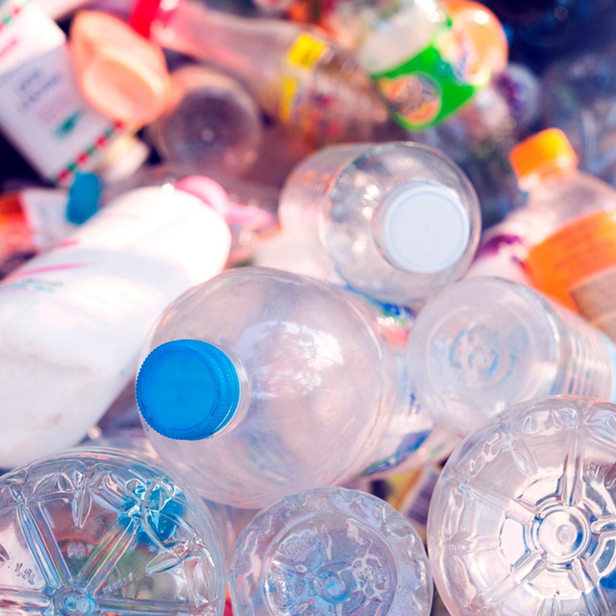 Burning plastic releases dangerous fumes