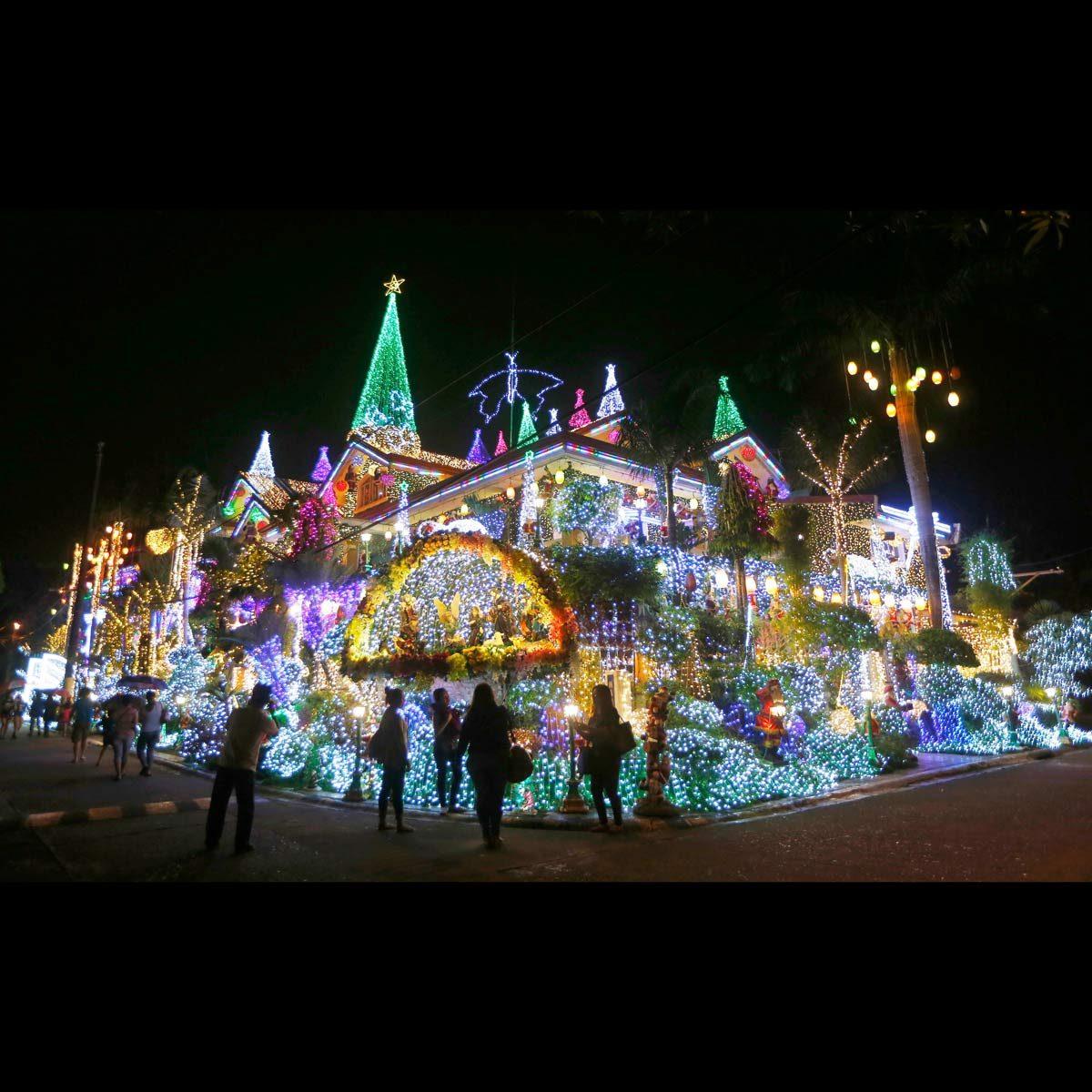 Christmas lights Philippines