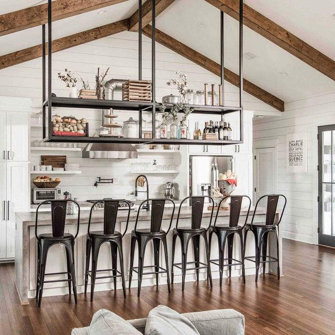 fixer upper home on airbnb