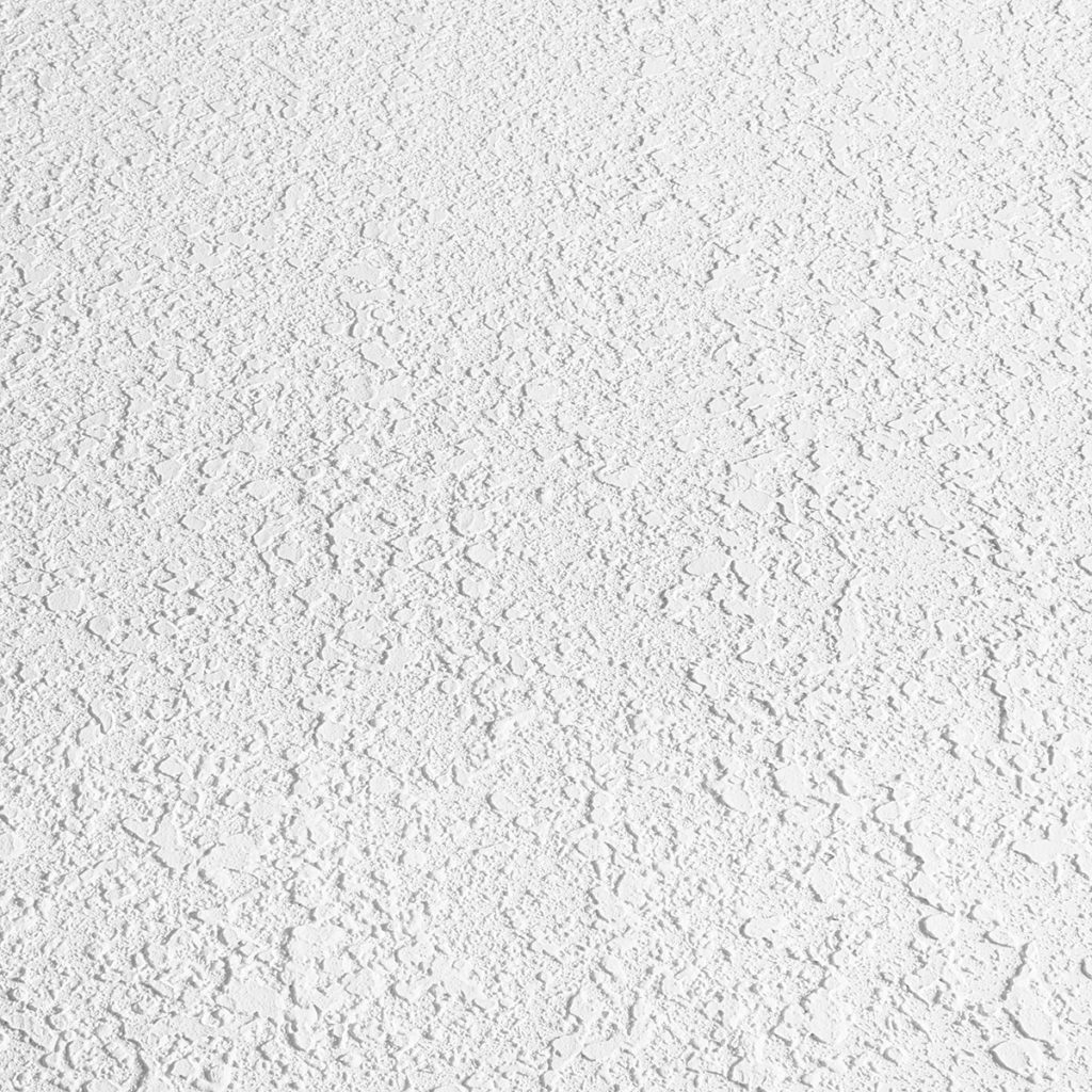 A knockdown ceiling | Construction Pro Tips