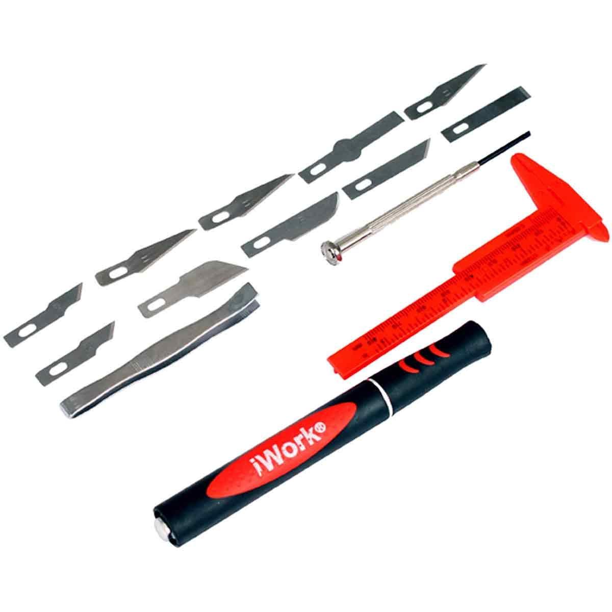 Olympia-Tools-Hobby-Knife-Set