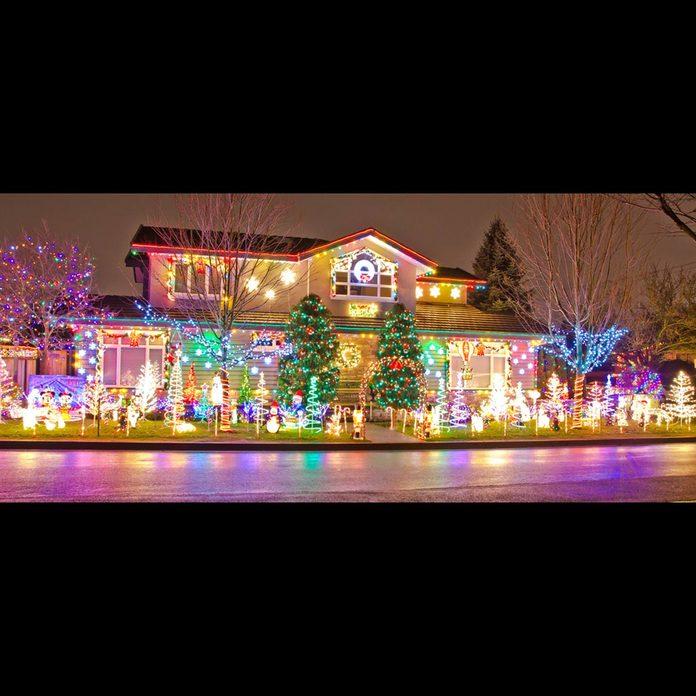 cool Vancouver christmas lights