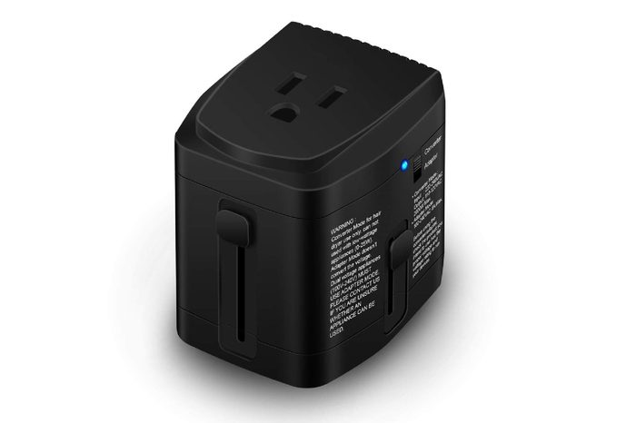 Bonazza ALL IN ONE World Travel Plug Power Adapter