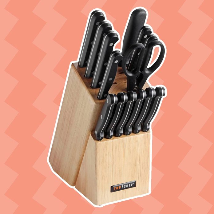 15-Piece Knife Set