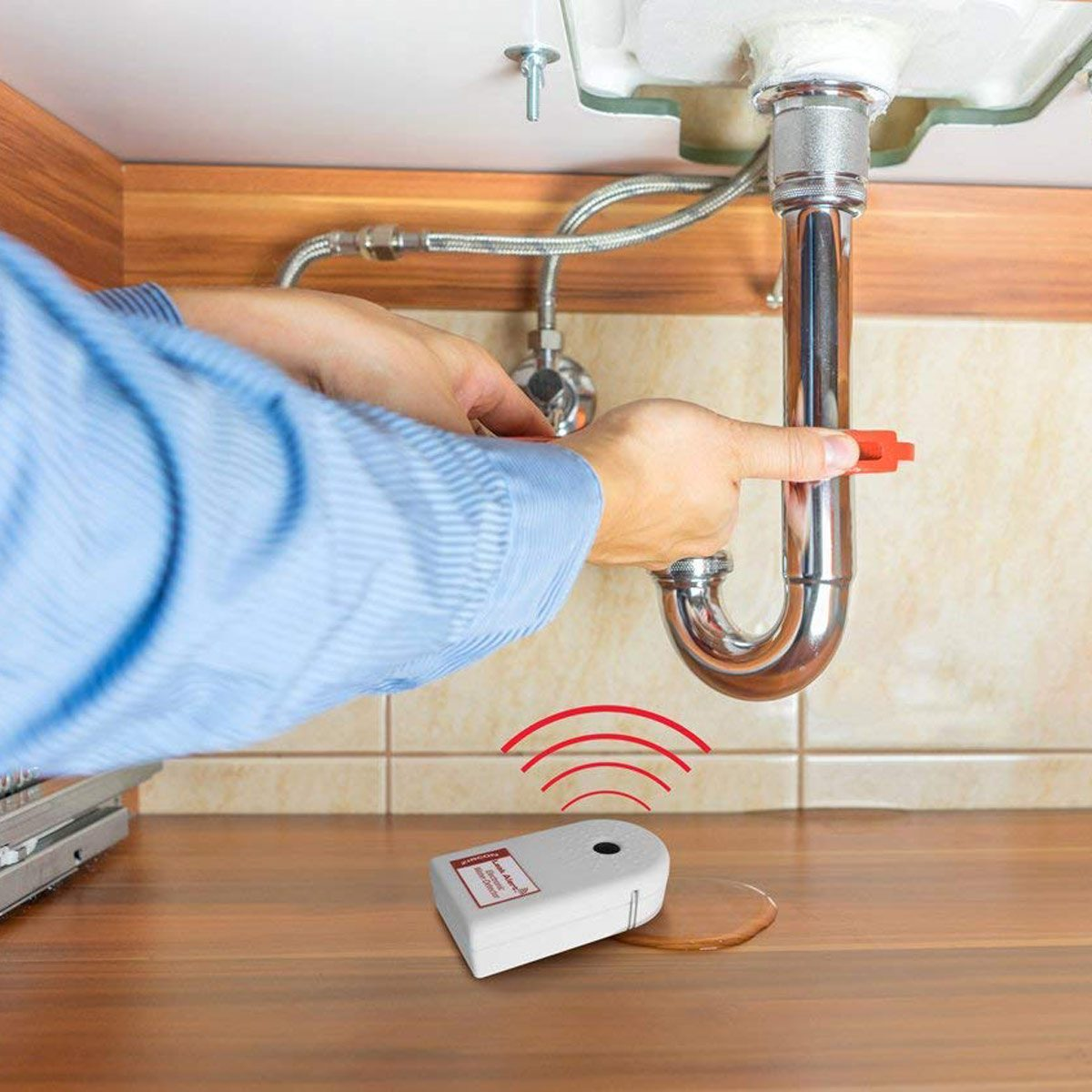 zircon water leak detector