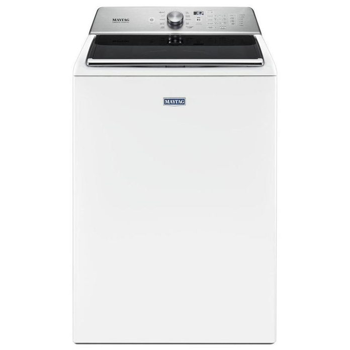 Maytag High-Efficiency Top-Load Washer with Agitator