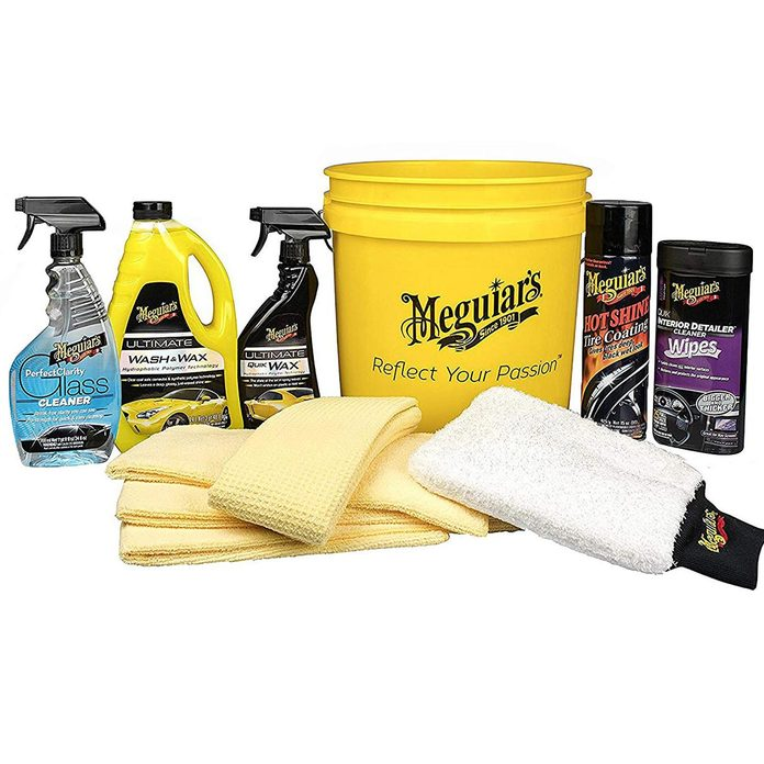 Meguiar's All in One Essentials Car Care Kit
