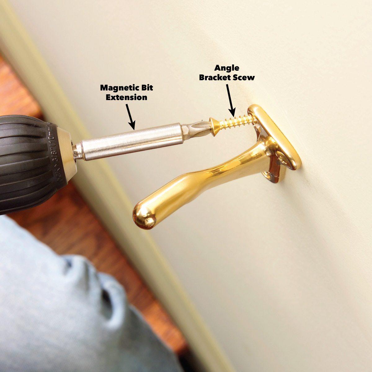 handrail brackets