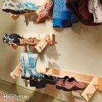 Entryway Shoe Storage Hacks That Really Work