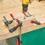 Makeshift Bench Vise on the Fly