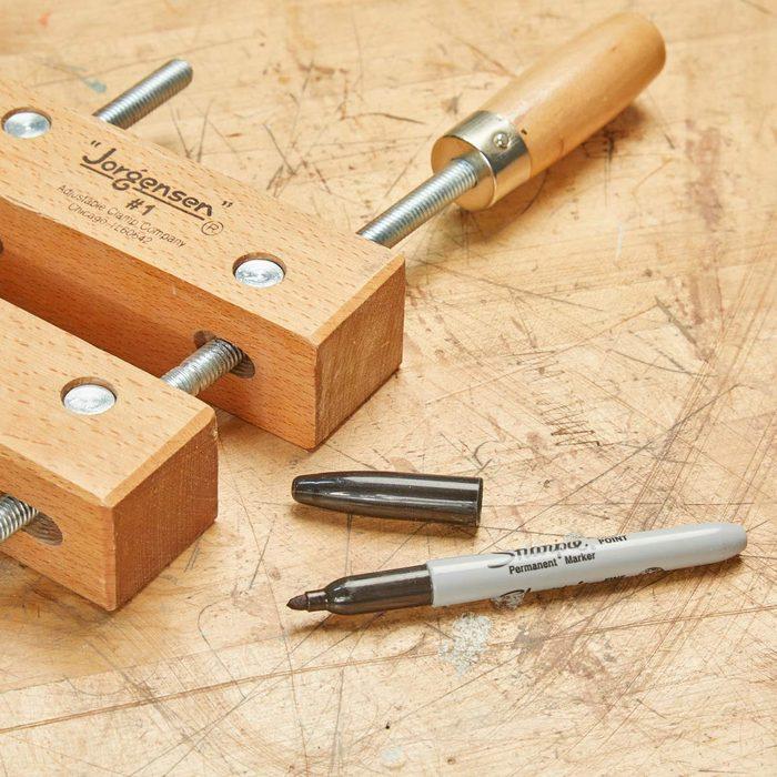 HH handy hint wood clamp hack