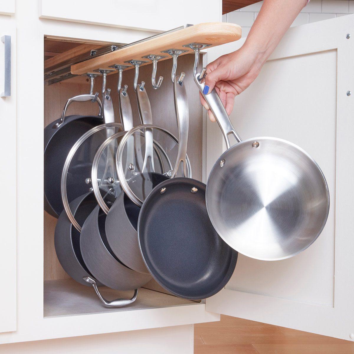 pot and pan pullout