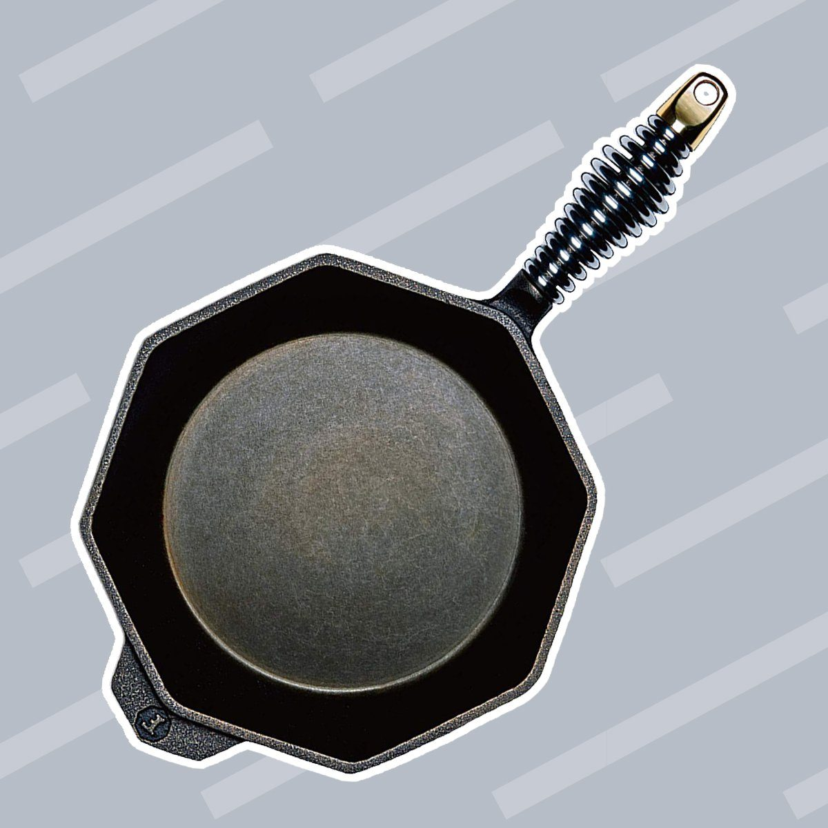FINEX - 8 Cast Iron Skillet