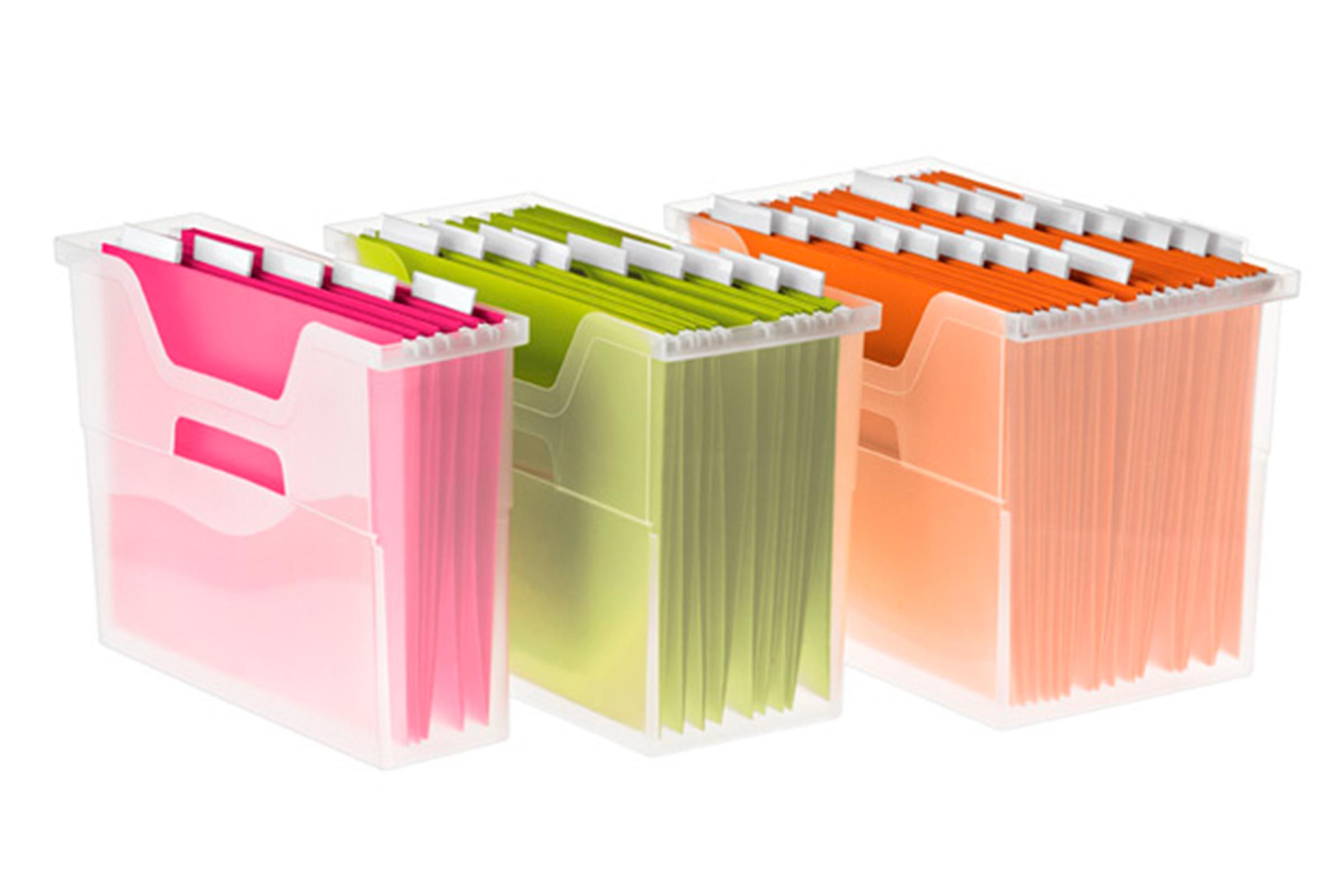 Paper filing system