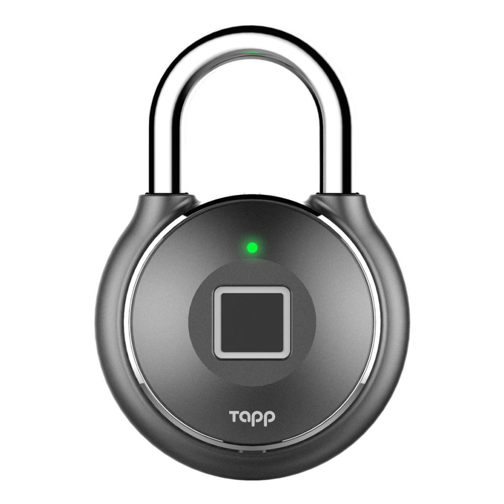 Tapplock one+ work padlock | Construction Pro Tips