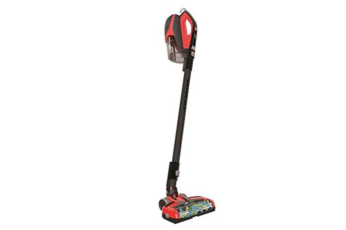 Dirt Devil Reach Max Plus Cordless Stick Vacuum BD22510PC, Red