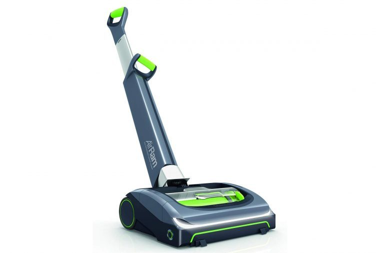 Bissell Air Ram Cordless Vacuum, 1984, Green