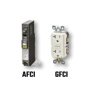 Explaining the Difference Between GFCI and AFCI Protection