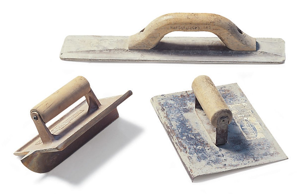 concrete tools