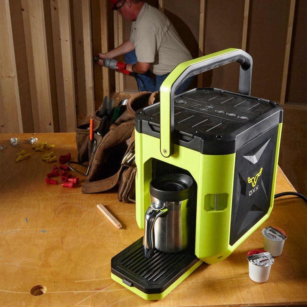 Jobsite Coffee Maker | Construction Pro Tips