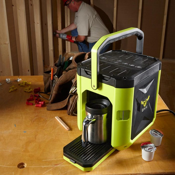 Jobsite Coffee Maker | Construction Pro Tips
