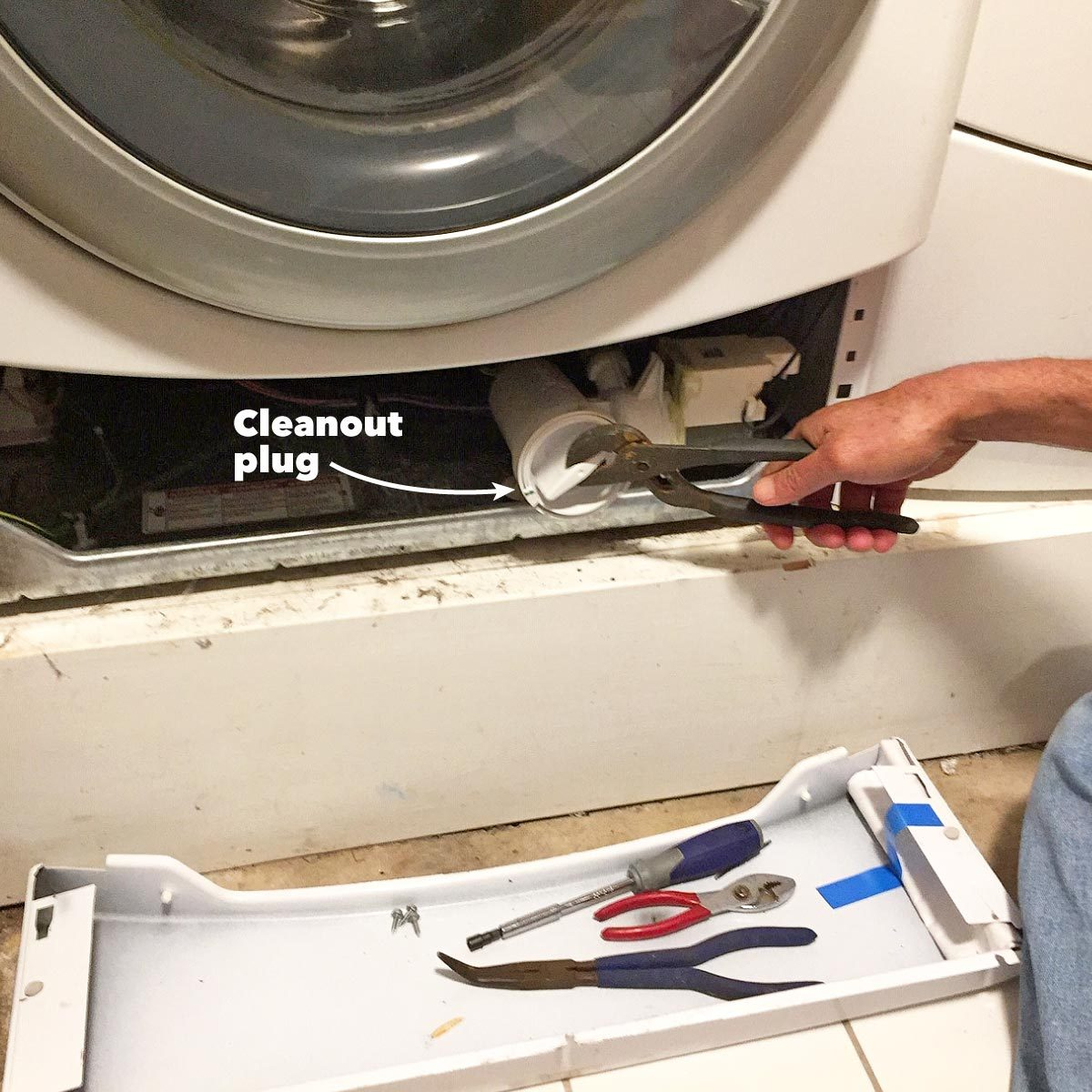 washer fix