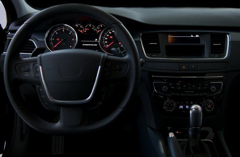 dashboard, car interior