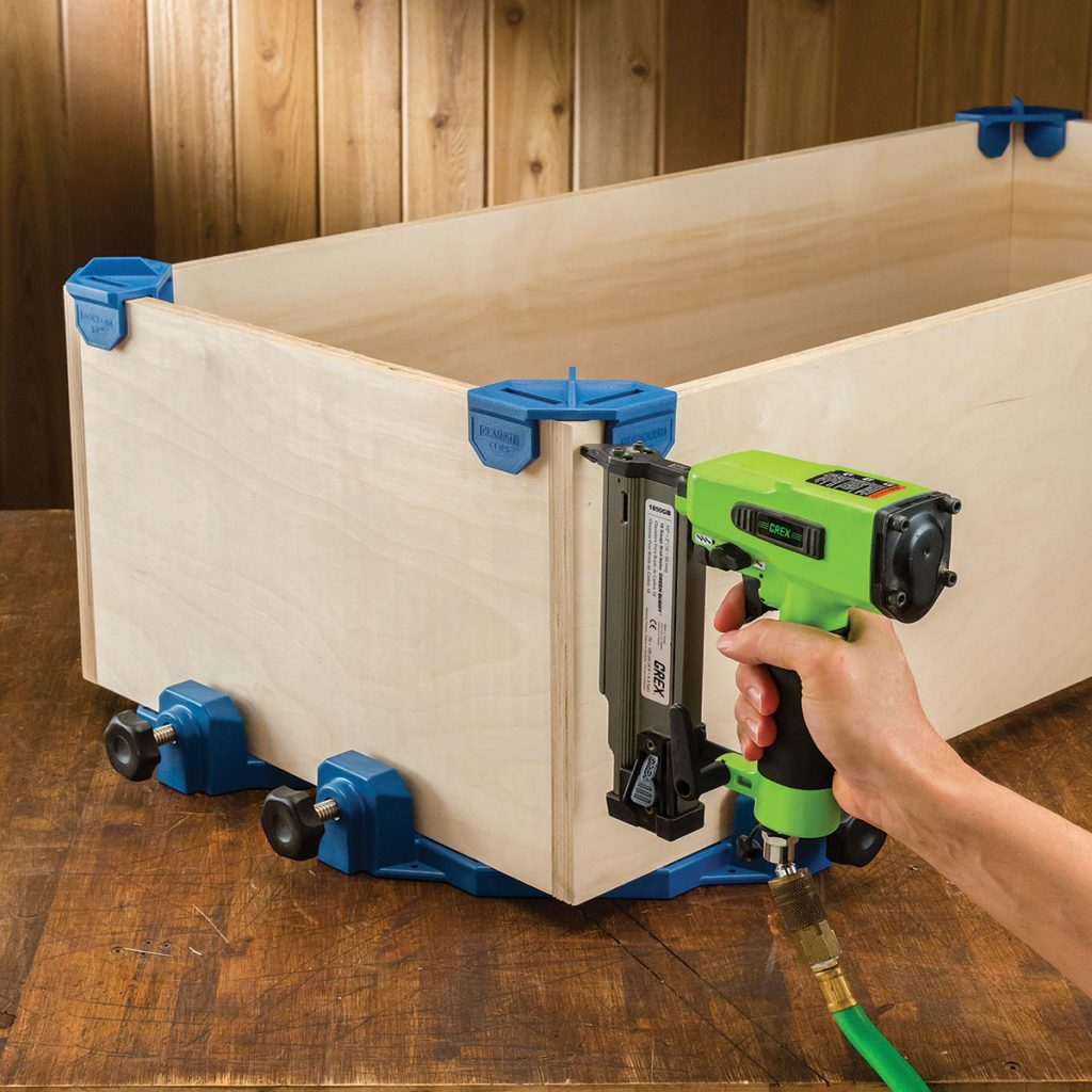 Rockler Corner Clamps | Construction Pro Tips