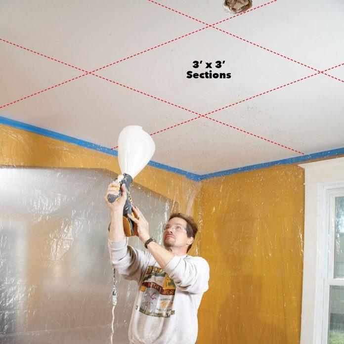 blast the ceiling texture