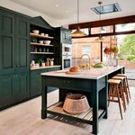 13 Stunning Dark Kitchen Cabinet Ideas