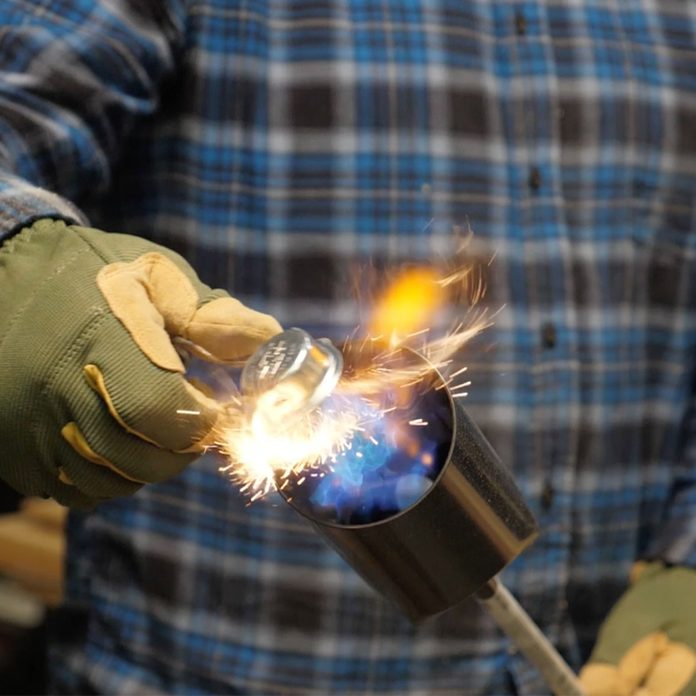 Shou Sugi Ban - japanese wood burning