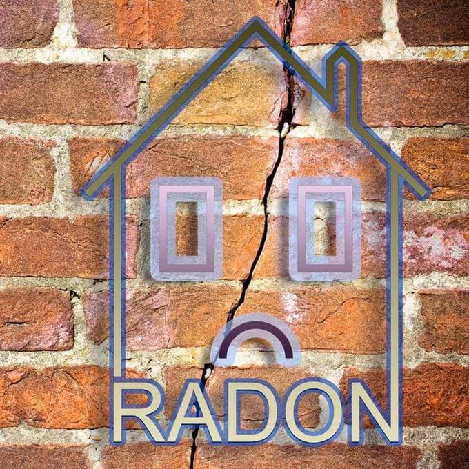signs of radon poisoning
