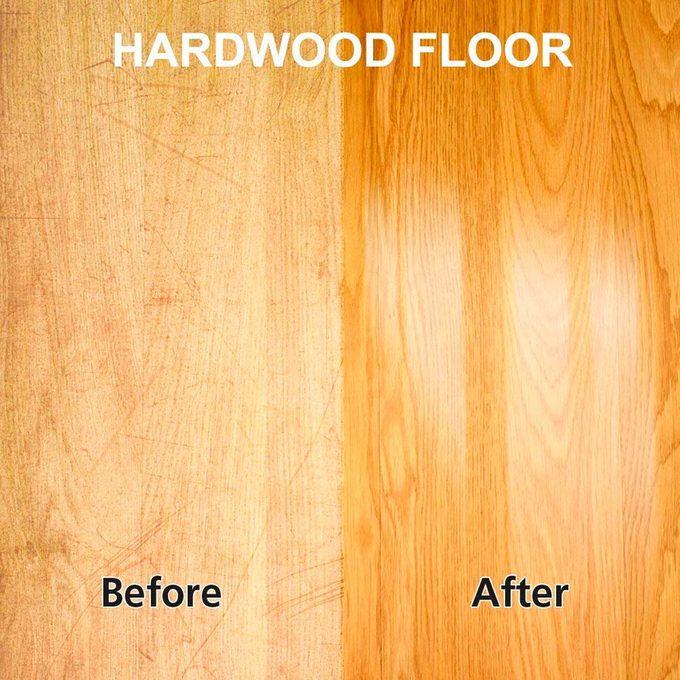 shine hardwood