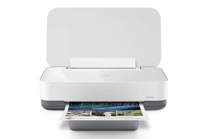 HP Tango Smart Home Printer – Designed for your Smartphone with Remote Wireless Printing, Instant Ink Ready and works with Alexa (2RY54A)