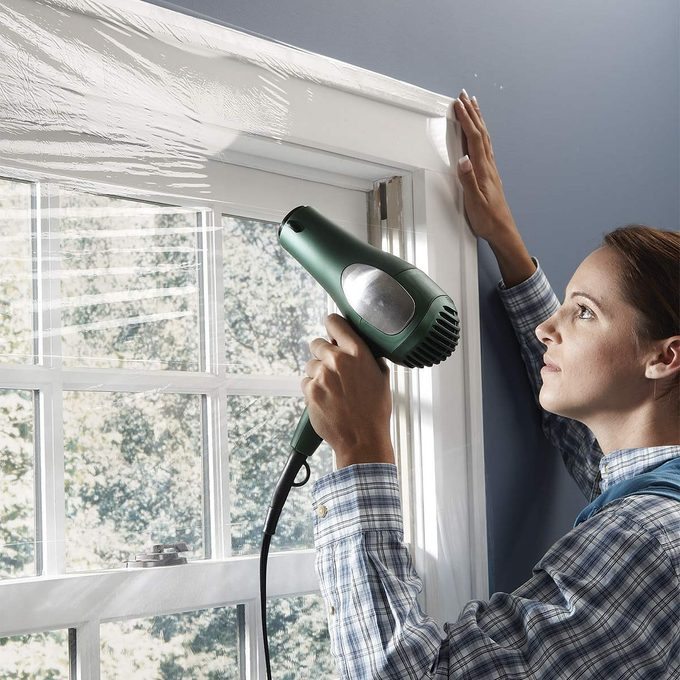 how to winterize windows