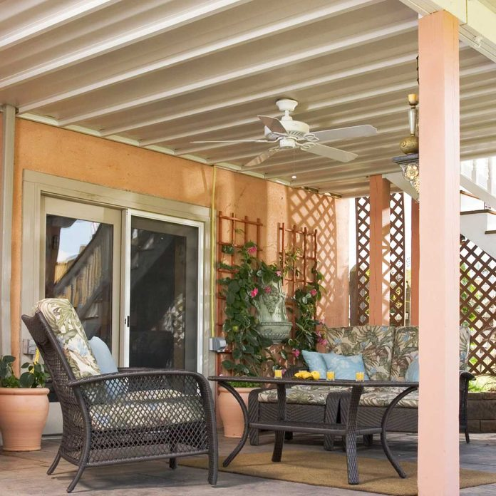 under deck roof 3 ways to keep dry
