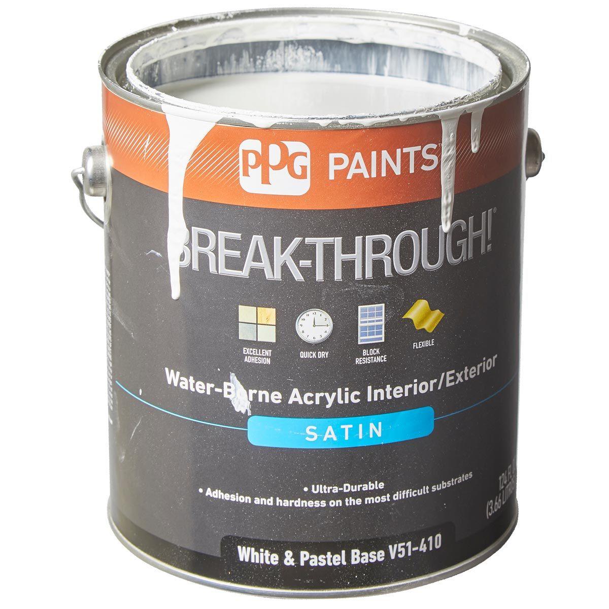ppg break through trim paint