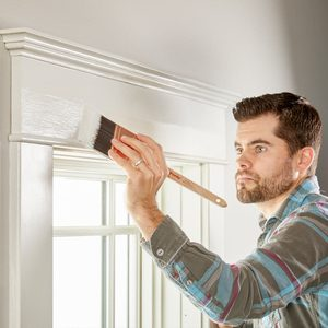 best trim paint white window trim painting