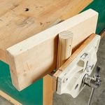 Bench Vise Add-On That Costs Next to Nothing