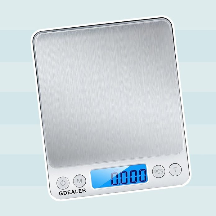 Multifunction Food Scale
