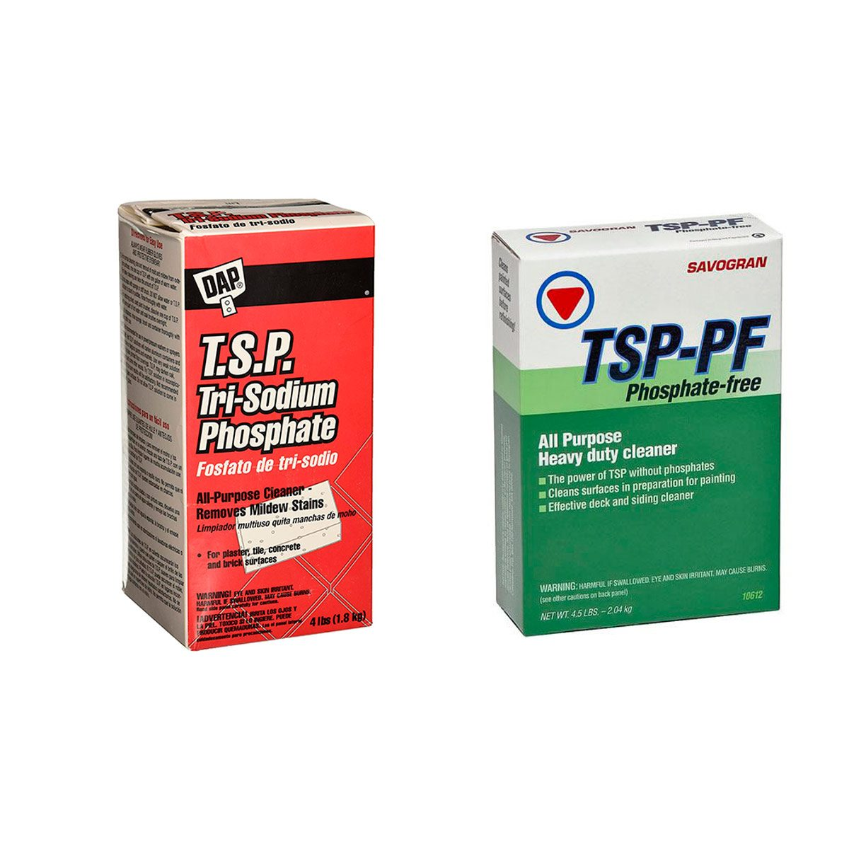 TSP and TSP substitute
