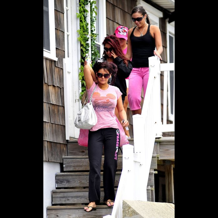 Jersey Shore house