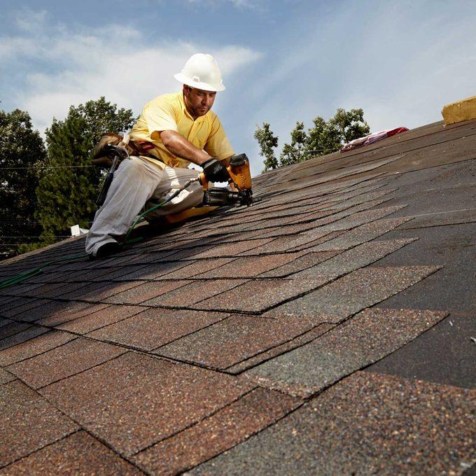 hiring a roofer
