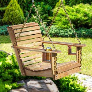 How to Build a Backyard Swing